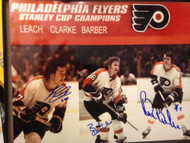 LCB Line Flyers 11 x 14 Team Photo signed by All 3 Guys