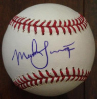 Mark Langston Autographed ROMLB Baseball