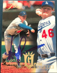 Kevin Gross Autographed 1994 Flair #396