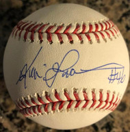 Kevin Gross Autographed ROMLB Baseball