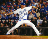 Ryan Madson Autographed Royals 8 x 10 Photo 4