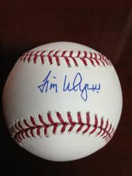 Jim Wynn Autographed ROMLB Baseball