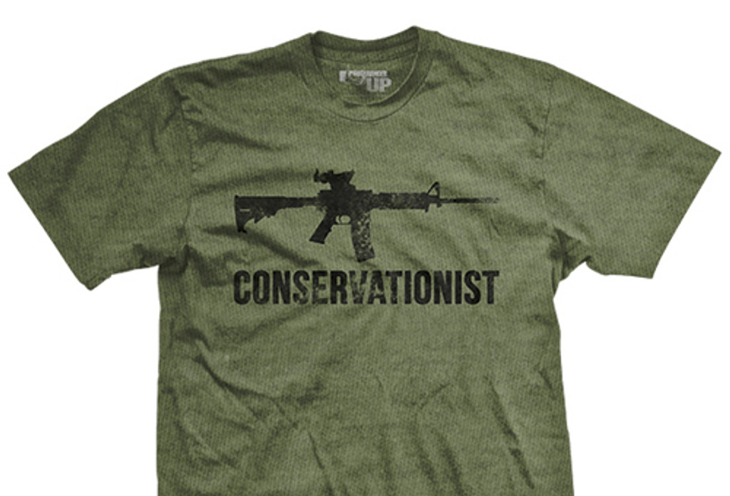 PREORDER Conservationist Ultra-Thin Vintage T-Shirt