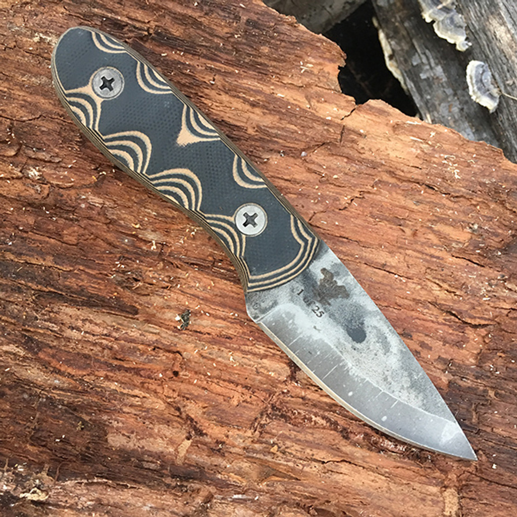 LIMITED EDITION Fixed Blade GTI Stainless Steel Knife