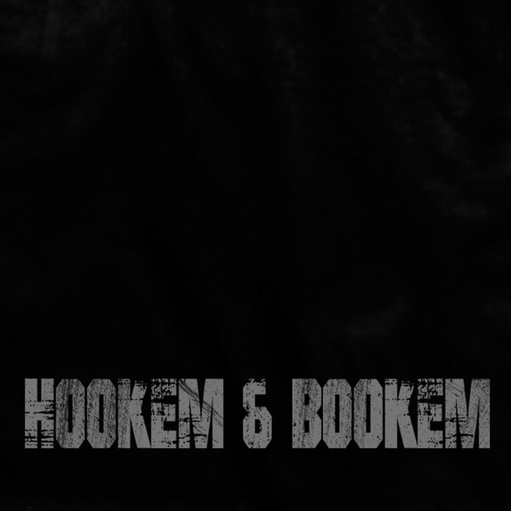 PREORDER Hookem & Bookem Normal-Fit T-Shirt
