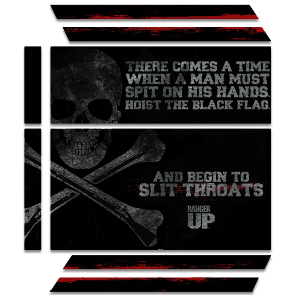 Hoist the Black Flag PS4 Console Skin