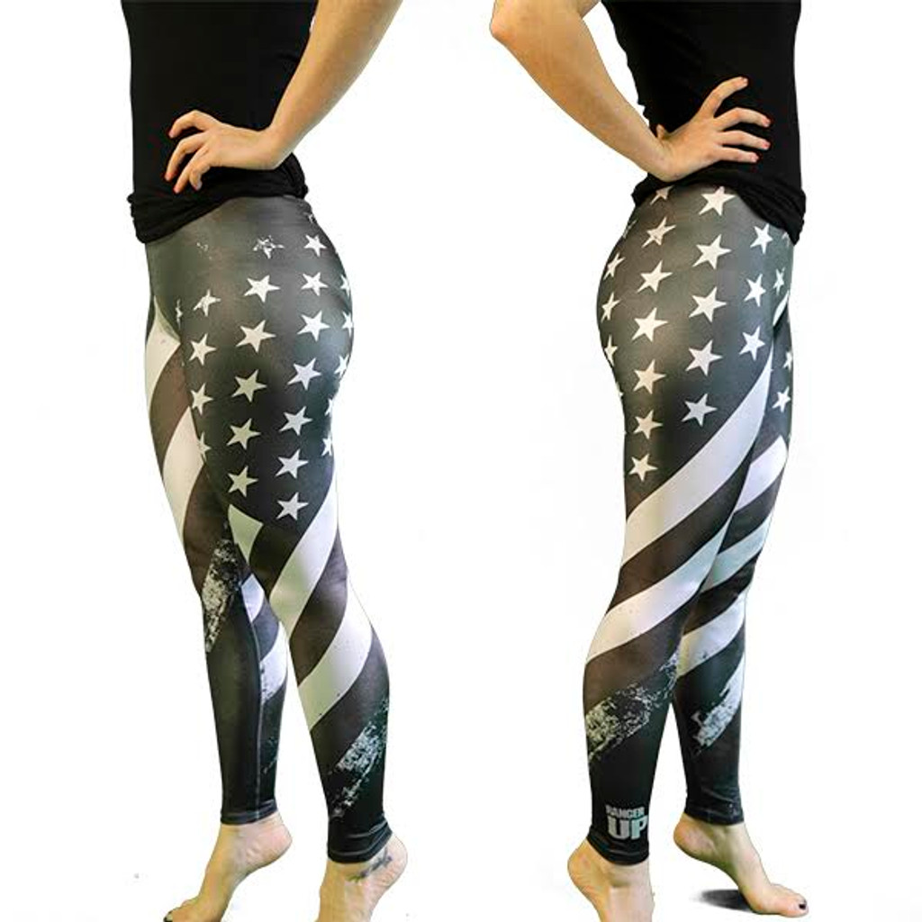 PREORDER WOMEN'S USA Leggings