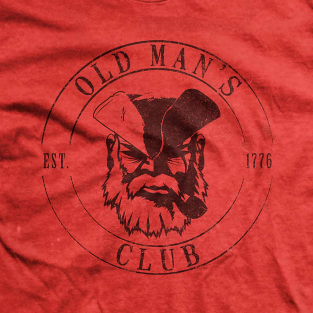Old Man's Club Judgment Normal Fit T-Shirt