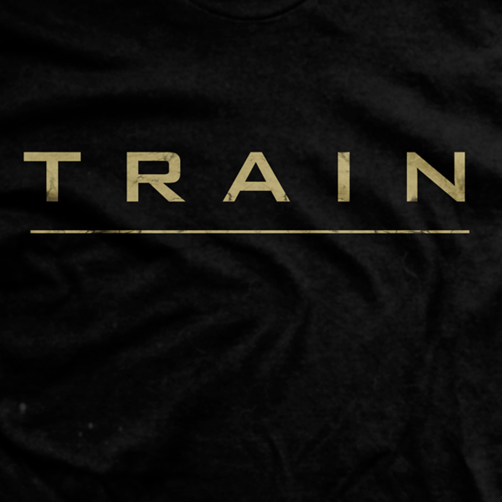 PREORDER Train Ultra-Thin Vintage T-Shirt