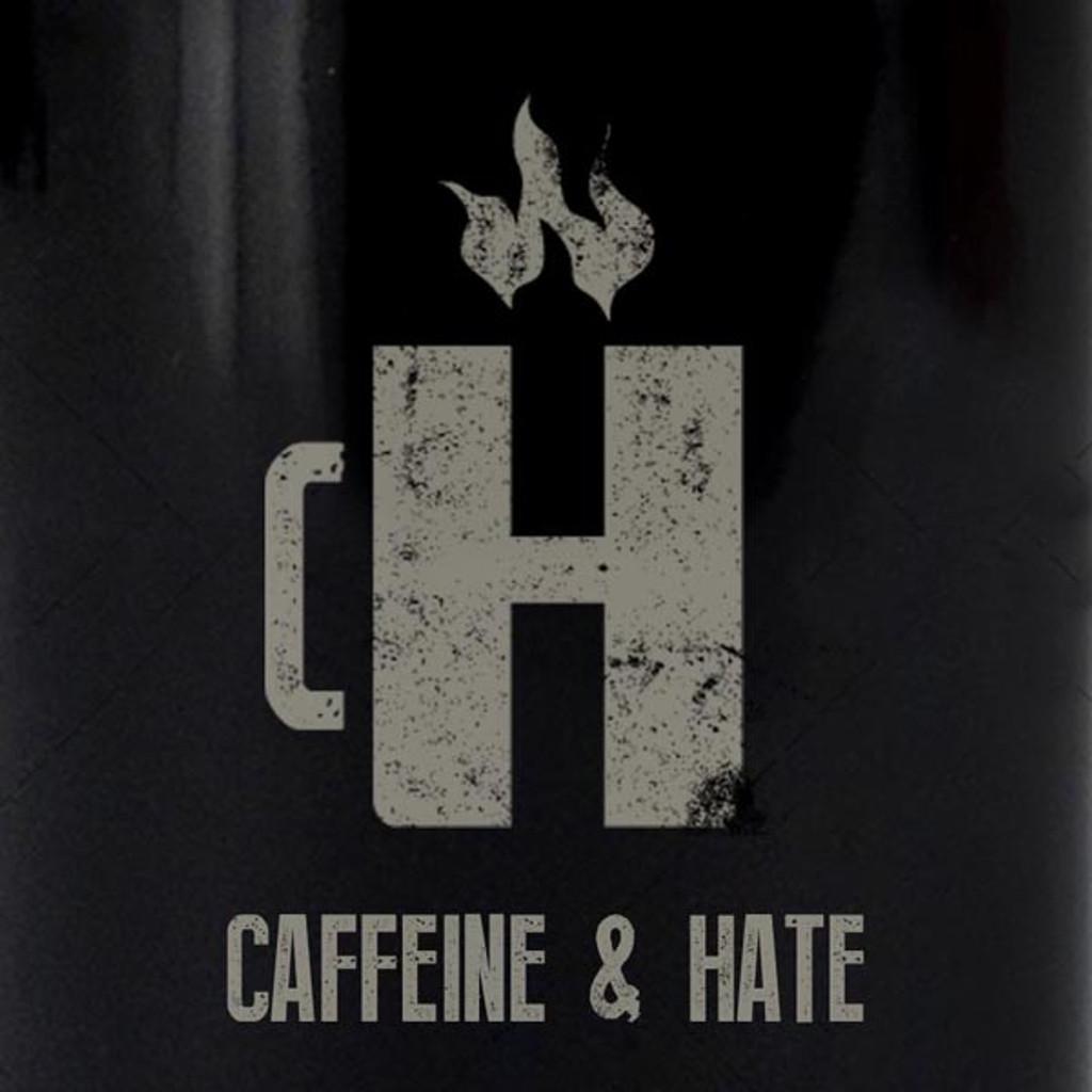 Caffeine and Hate: Cup of Hate Caffeine and Hate Mug