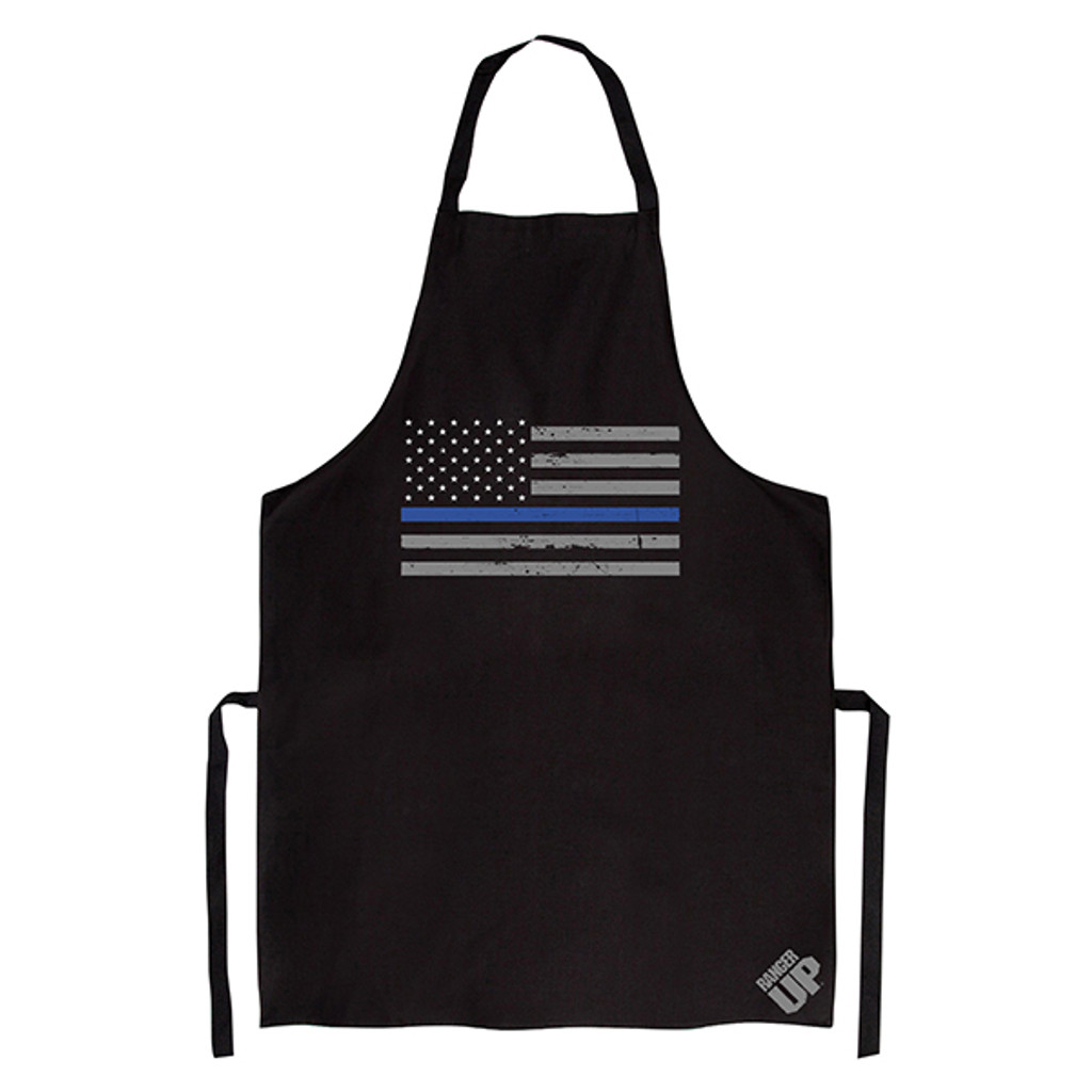Thin Blue Line Apron