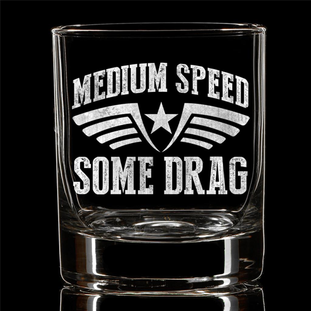 Medium Speed Whiskey Glass