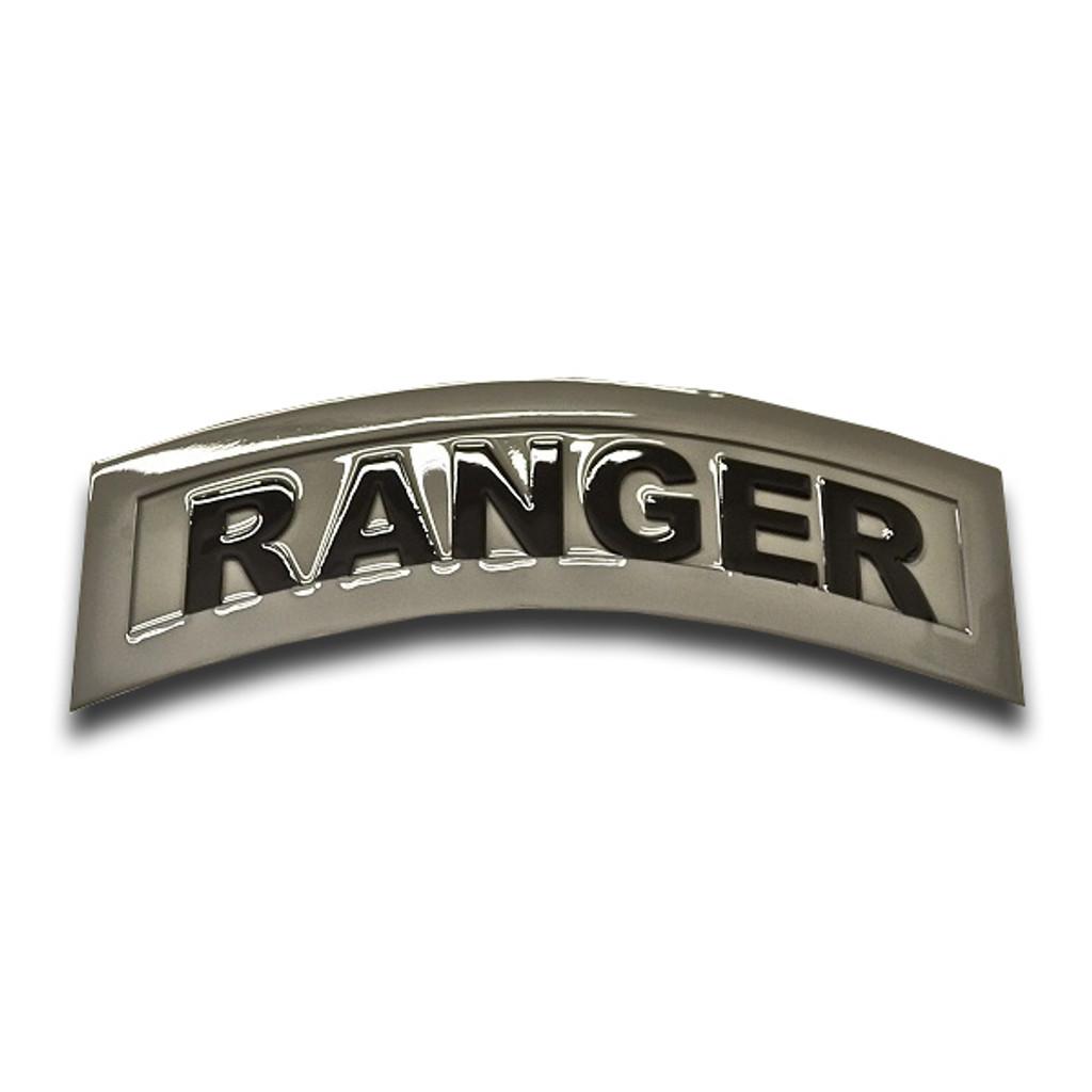 American Liquid Metal - Olive Drab Ranger Tab Sign