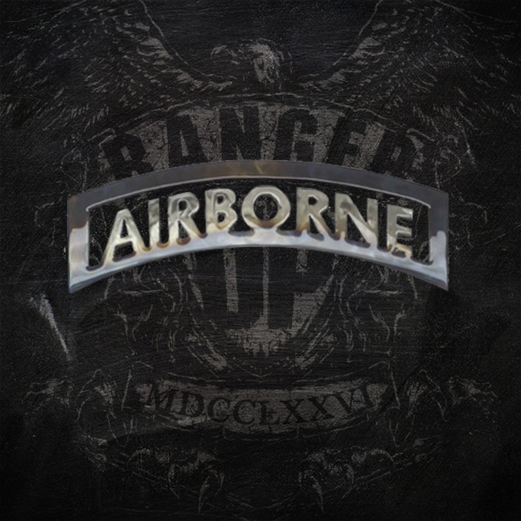 American Liquid Metal - Limited Edition Airborne Sign