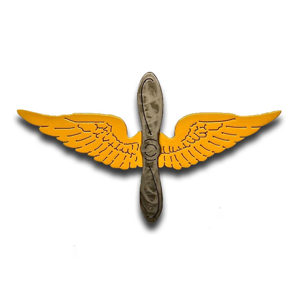 American Liquid Metal - Aviation Sign