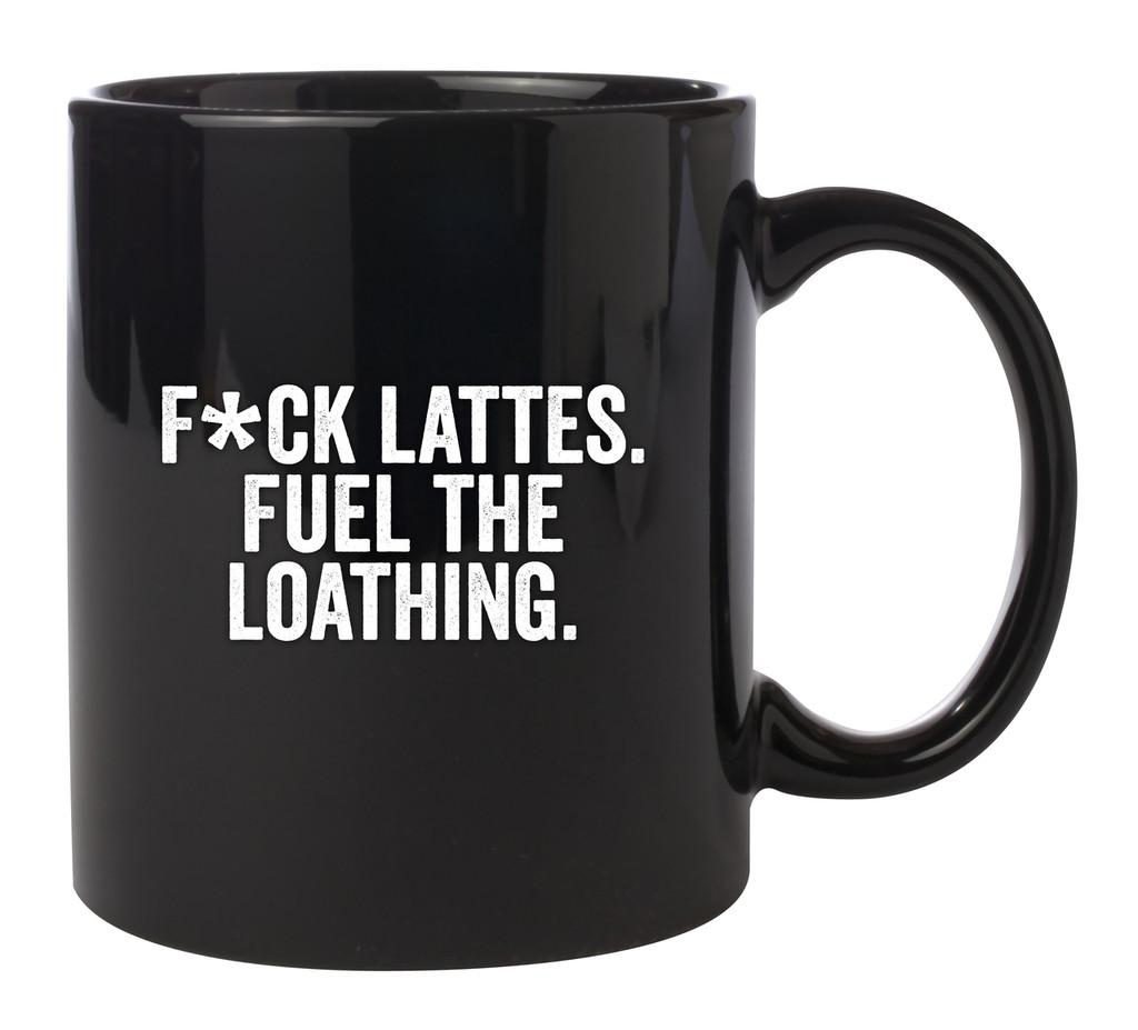 Caffeine and Hate Fuel Mug
