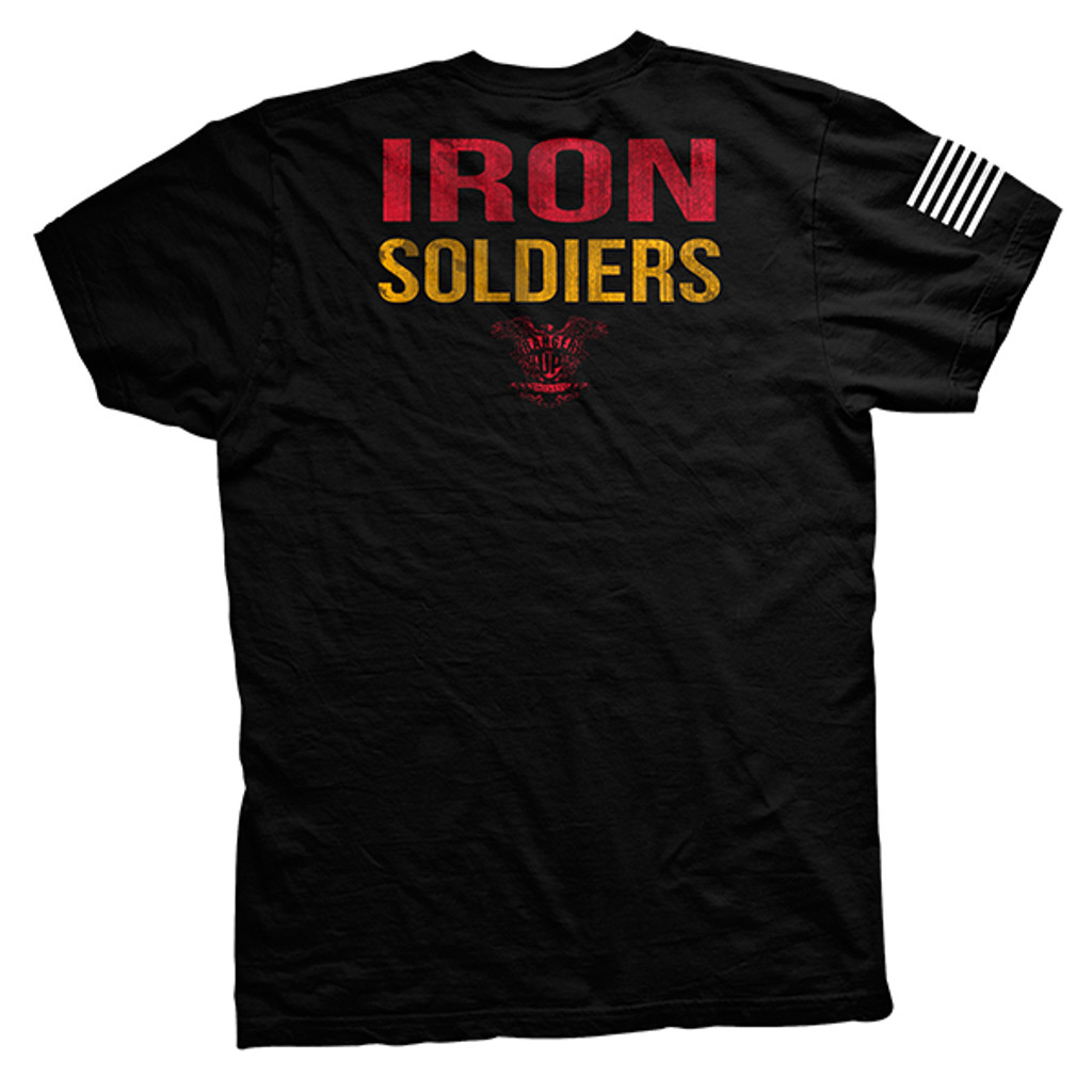 1st Armor Division Normal Fit T-Shirt