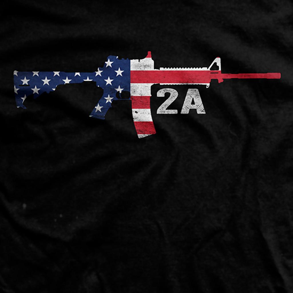 PREORDER Guns Made Us Free Vintage T-shirt