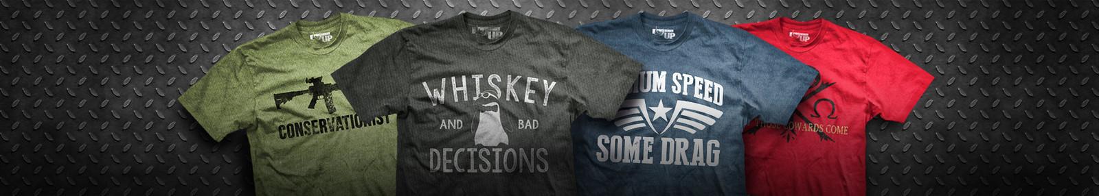 Mens Vintage Fit T-Shirts
