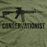 Conservationist Ultra-Thin Vintage T-Shirt