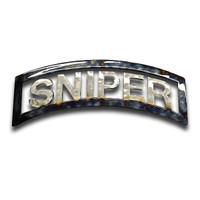 American Liquid Metal - Sniper Sign
