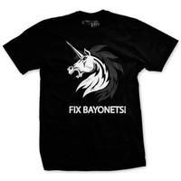 Fix Bayonets Normal-Fit T-Shirt