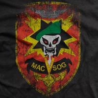 MAC-V-SOG Ultra-Thin Vintage T-Shirt