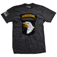 PREORDER 101st Airborne Division Vintage-Fit T-Shirt