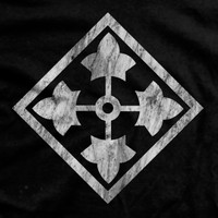PREORDER 4th Infantry Vintage-Fit T-Shirt