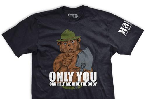 PREORDER MARS Smokey 2.0 Normal Fit T-Shirt