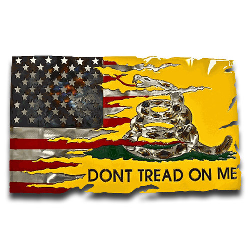 American Liquid Metal - Gadsden Transformation Sign
