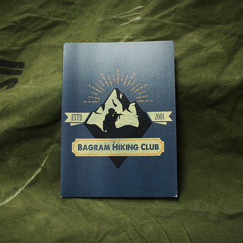 Bagram Hiking Club - ships free!