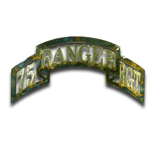 American Liquid Metal - 75th Ranger Regiment Limited Edition Sign