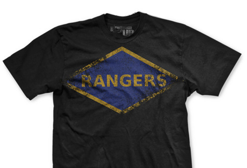 Ranger Diamond Vintage Ultra-thin T-Shirt