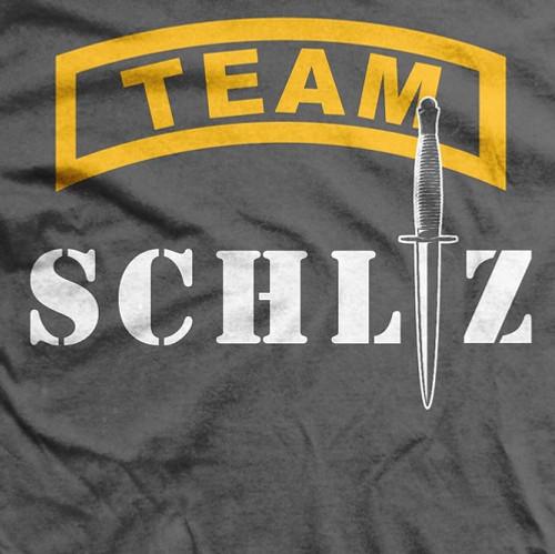 Team Schlitz Supporting Ben Harrow T-Shirt