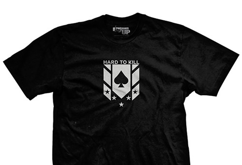 PREORDER Tim Kennedy Kill You Ultra-Thin Vintage T-Shirt