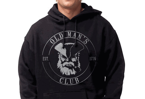 Old Man's Club Hoodie