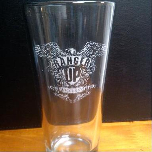War Eagle Imperial 20z Pint Glass