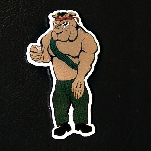 The Damn Few Gunny Pin