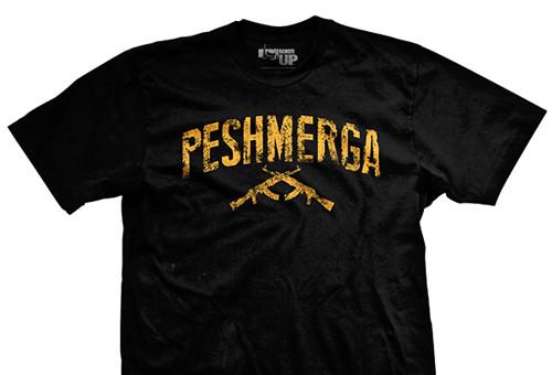 Peshmerga Ultra-Thin Vintage T-Shirt