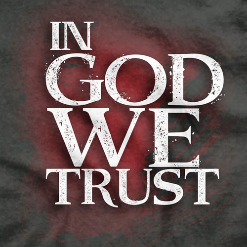 In God We Trust Normal-Fit T-Shirt