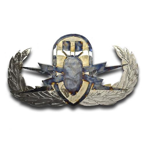 American Liquid Metal - EOD Badge Sign