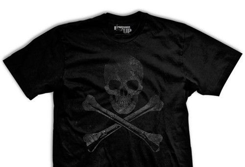 PREORDER Hoist the Black Flag Ultra-Thin Vintage T-Shirt