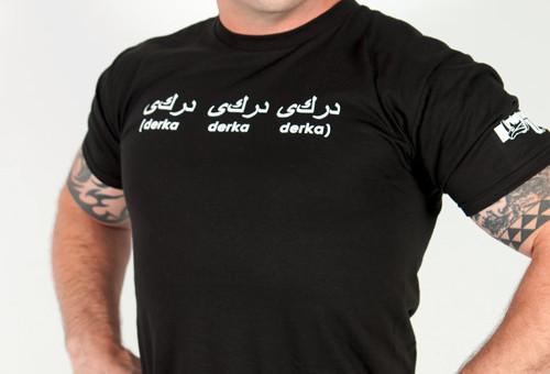Derka Derka Derka  Normal Fit T-Shirt