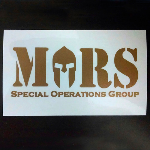 MARS SOG Decal