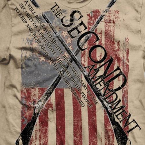 2nd Amendment Normal Fit T-Shirt
