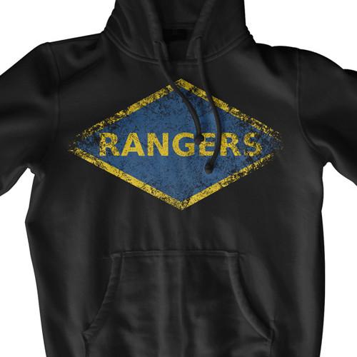 Ranger Diamond Ultra-Thick Hoodie