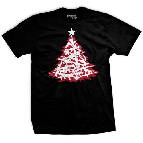 GoV Gun Tree Normal-Fit T-Shirt