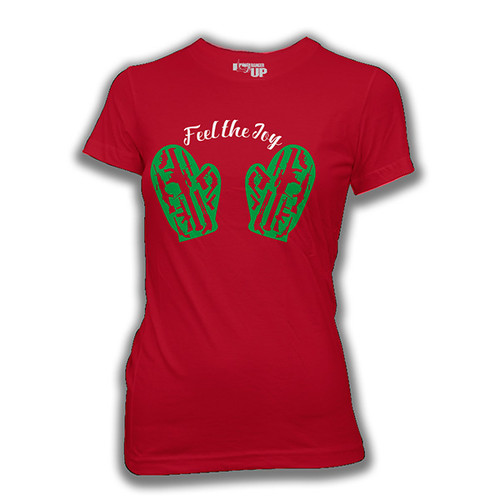 WOMEN'S GoV Mittens T-Shirt