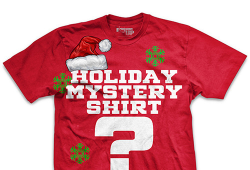 Holiday Mystery Vintage Shirt!